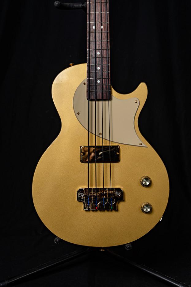 Cadet Bass Pale Gold Metallic