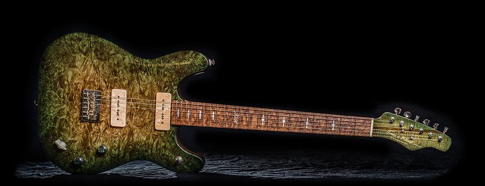 Ferner Fine Instruments Double Luxe Model