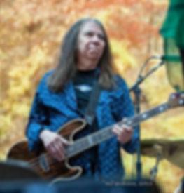 Rick Rosas -  Neil Young & Crazy Horse, Crosby Stills & Nash & Joe Walsh