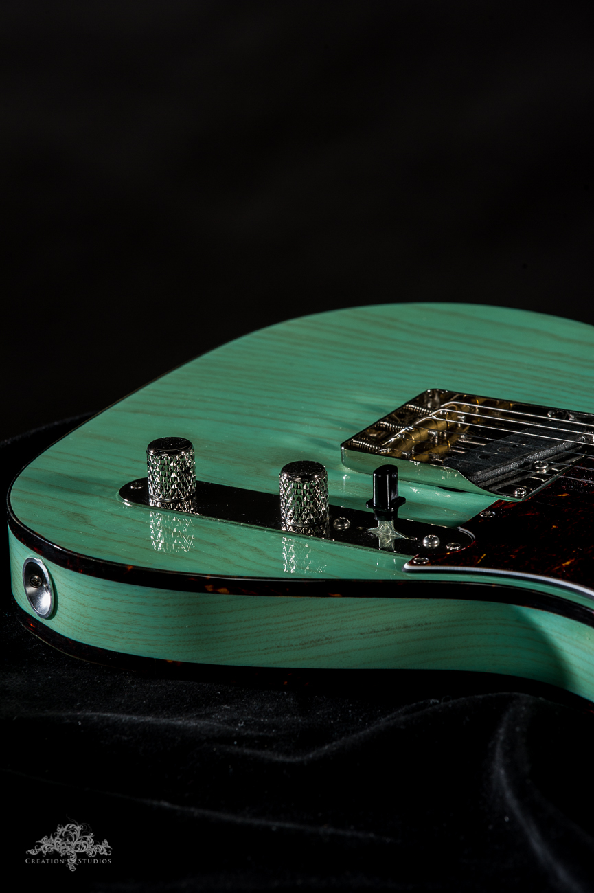 Tree Frog Green Tele
