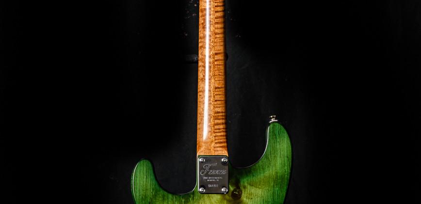 Custom S Gecko Burst