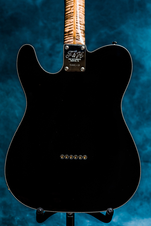 Black Power Tele B7