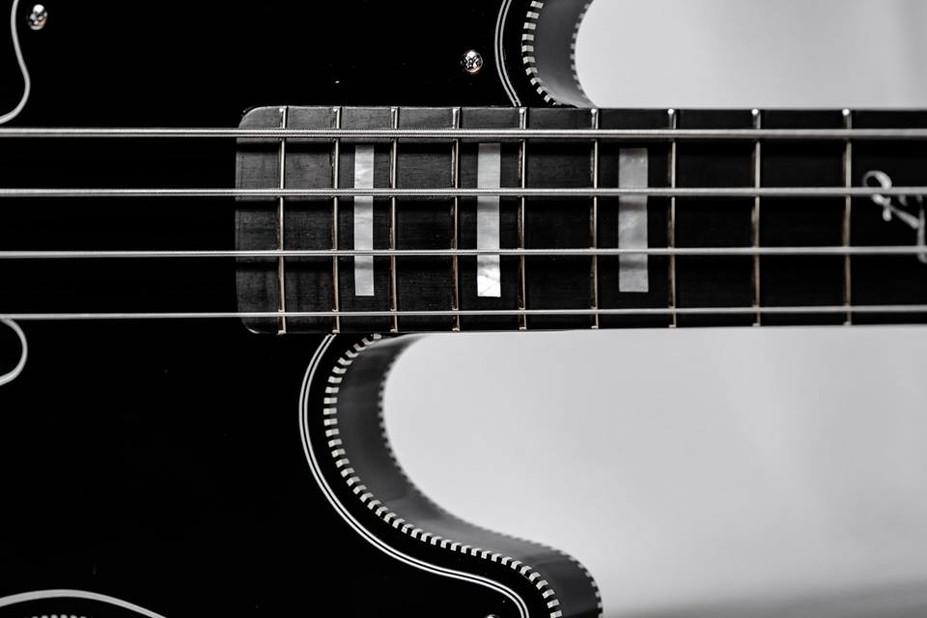 Custom '68 in Gloss Black w/ Checkerboard Binding