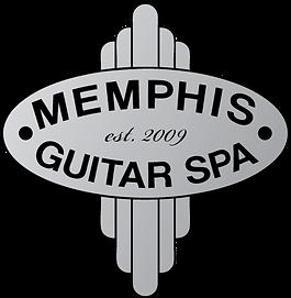 Memphis Guitar Spa logo.