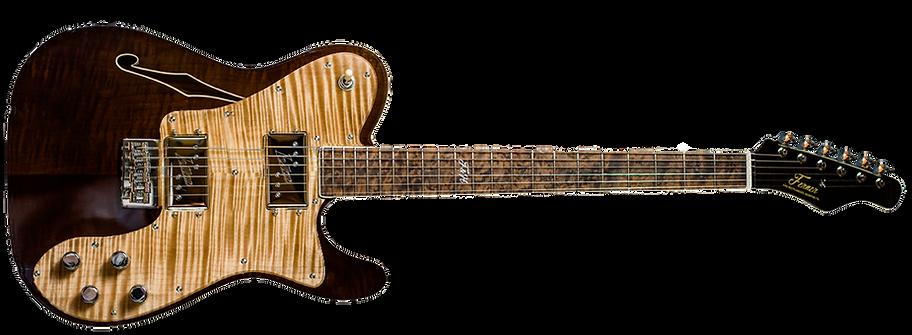 Ferner Fine Instruments Aviator Bass Model