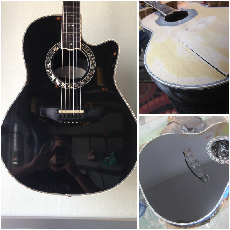 Ovation Top Overhaul