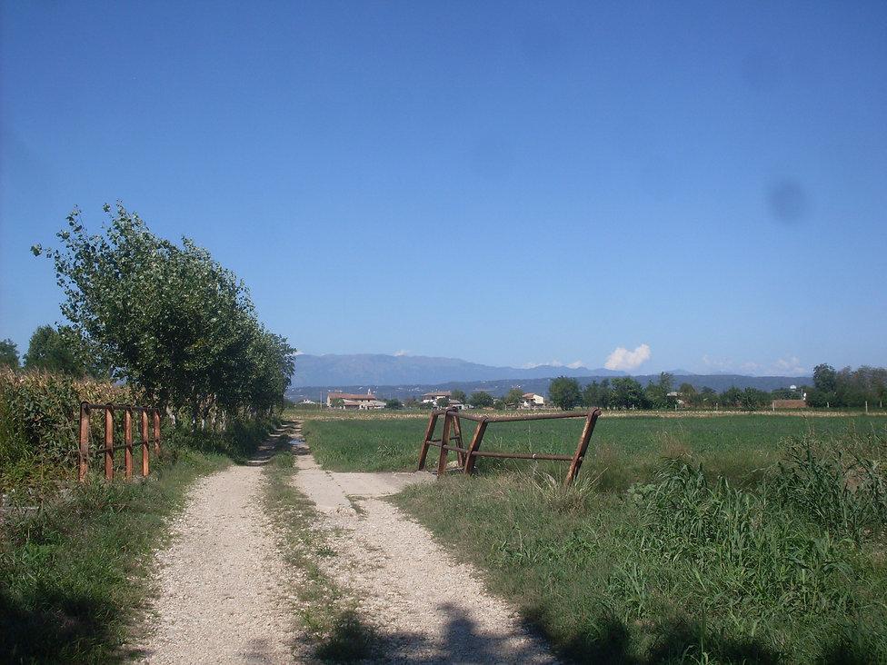PONTE SUL CANALE DELLA VITTORIA