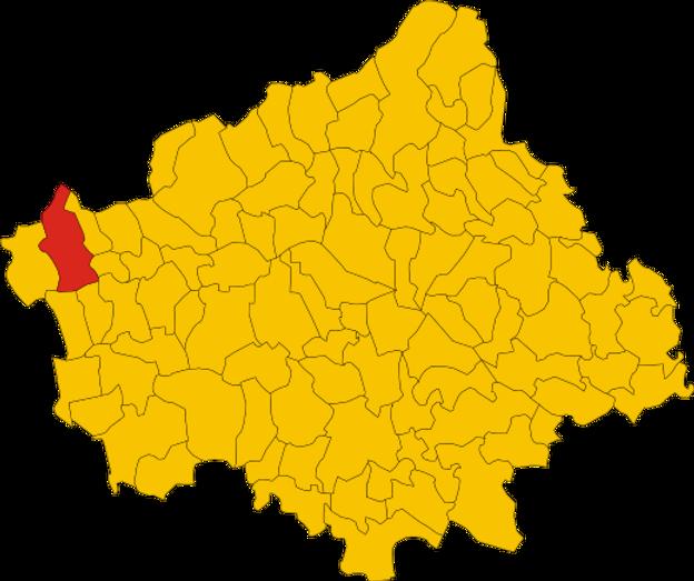 520px-Map_of_comune_of_Pieve_del_Grappa_