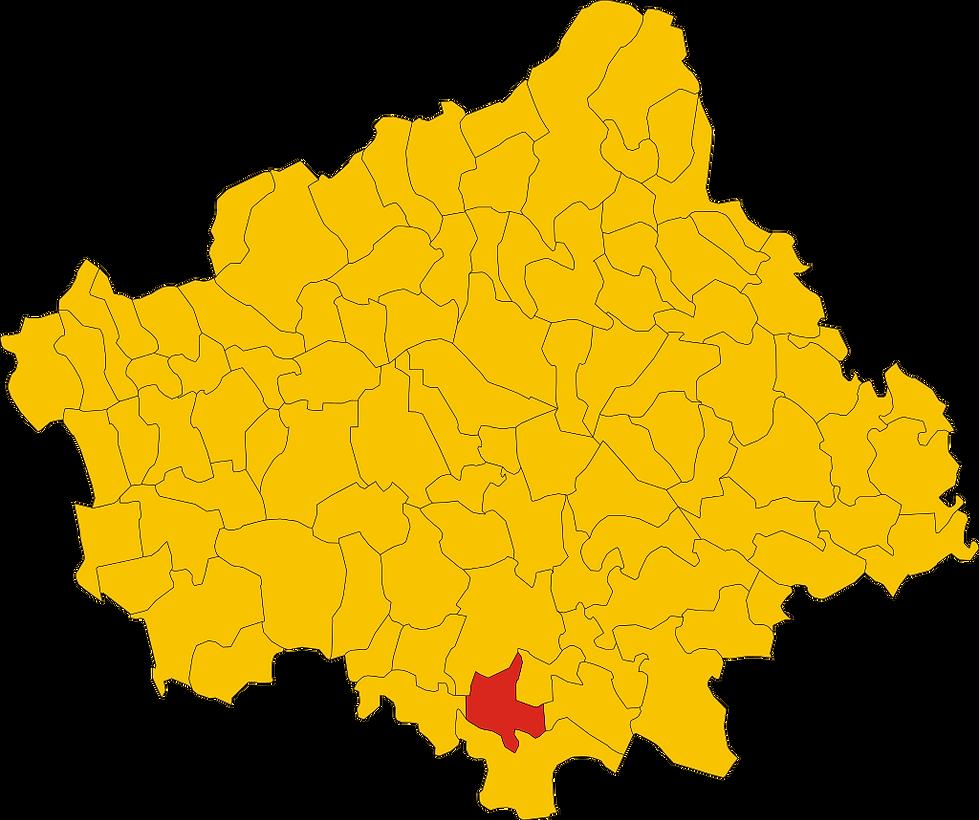 Map_of_comune_of_Preganziol_(province_of