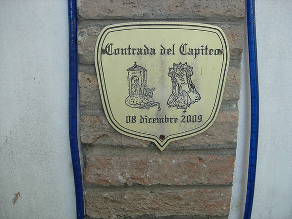 CONTRADA CAPITEO PARTICOLARE
