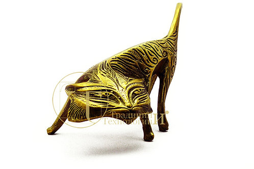 "Подставка ""Кошка"" для колец"