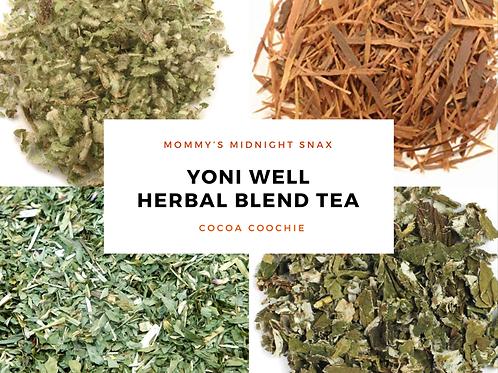 Yoni Well Tea