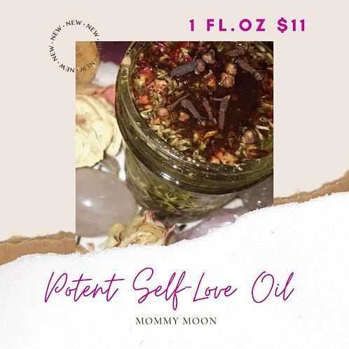 Potent Self love oil 0.5 oz