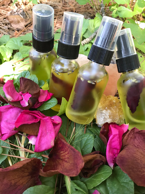Yoni Rose Oil
