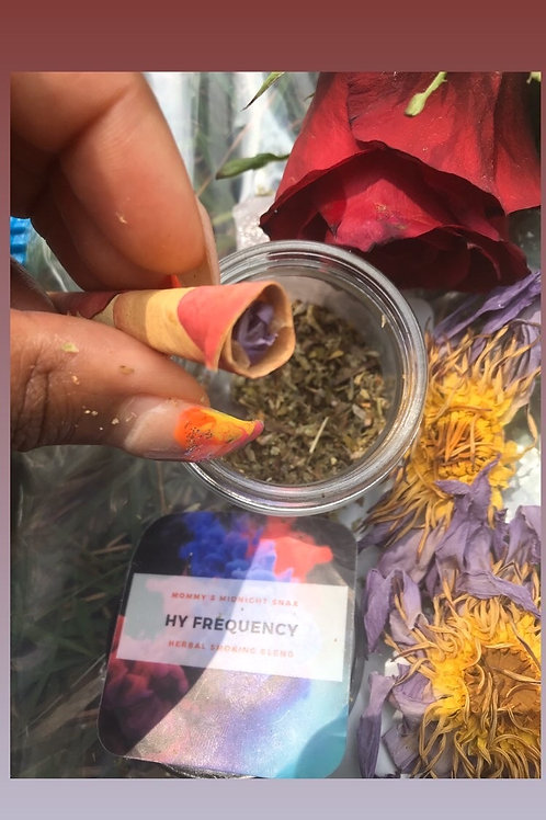 Hy Frequency Herbal Smoking Blend