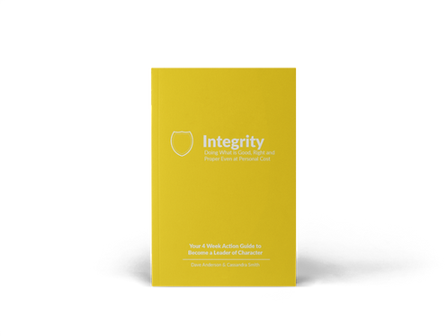Integrity 4-Week Action Guide Book
