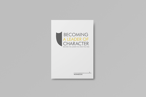 Becoming a Leader of Character Participant License