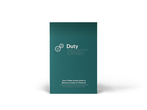 Duty 4-Week Action Guide Book