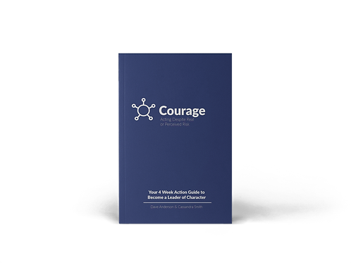 Courage 4-Week Action Guide Book