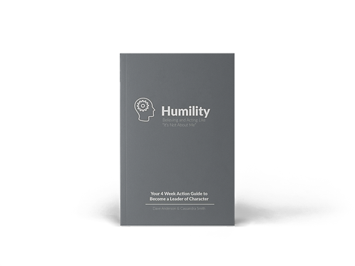 Humility 4-Week Action Guide Book