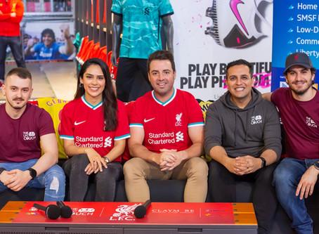 LFC Kit Launch at Ultra Football