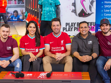 LFC Kit Launch at Ultra Football