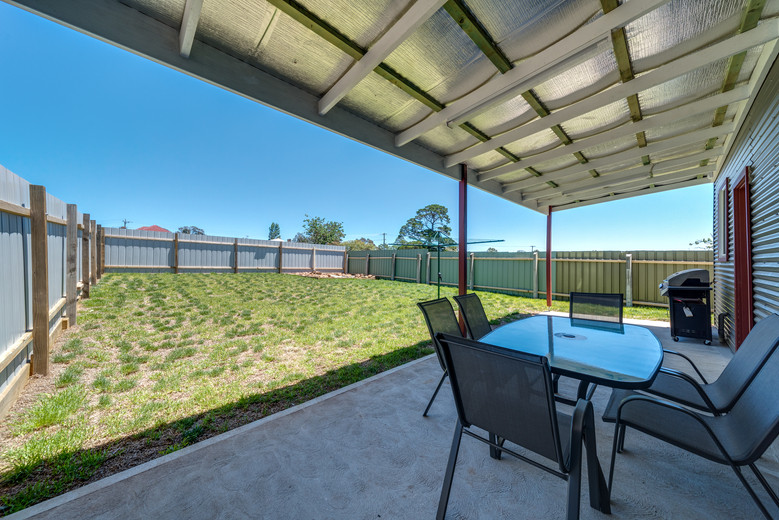 Marulan Stayz A Common Area Alfresco and Back Yard