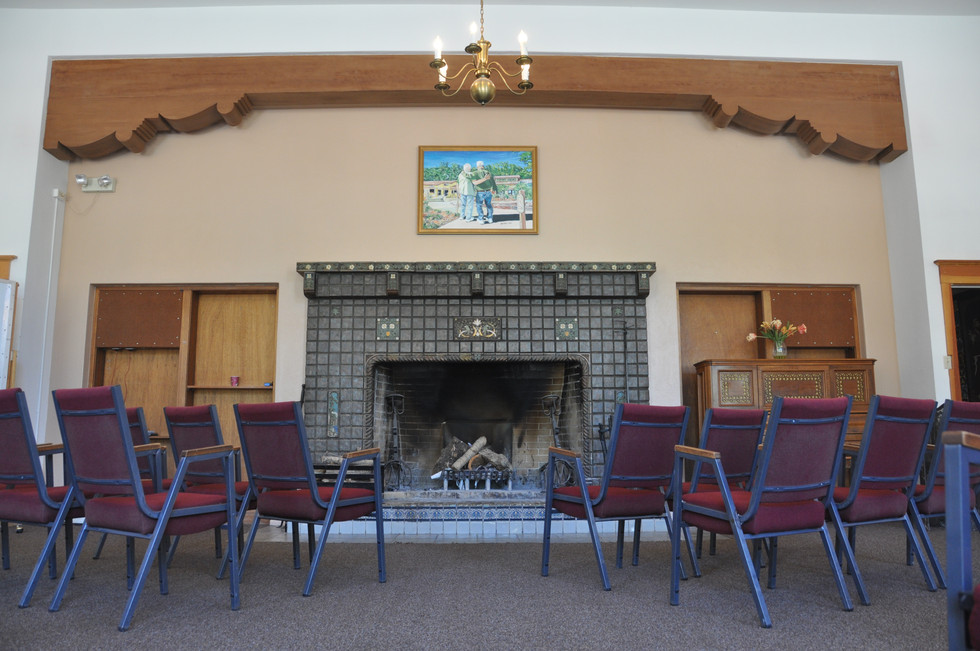 Fireside Lounge Conference room