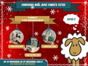 Fabri K Fêtes > Concours Noël