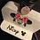 """Thumbnail: Petite Lampe Thème """" Minnie """" à personaliser Faces et Prénom"""