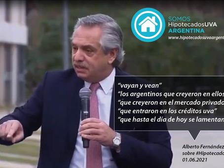 El nuevo argentino: el argentino Apartheid.