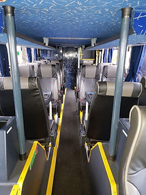 Milestone Coach Hire Seats