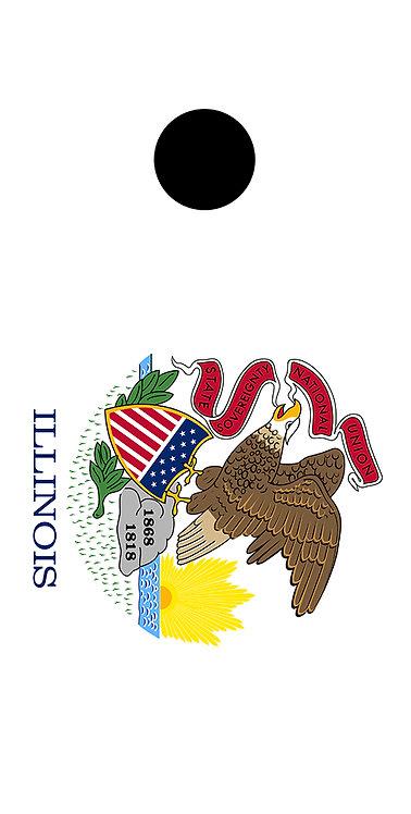 State Flag - Illinois 1