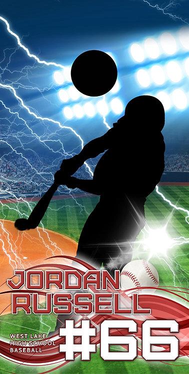 Sports Custom Collection Baseball