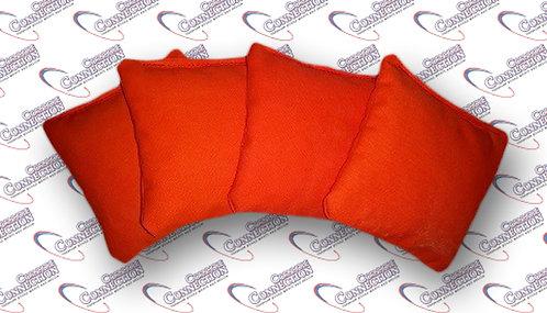 Set of 4 - Orange