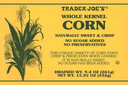 Trader Joe's Can Wrap Popcorn