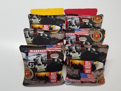 Set of 4 - US Marines