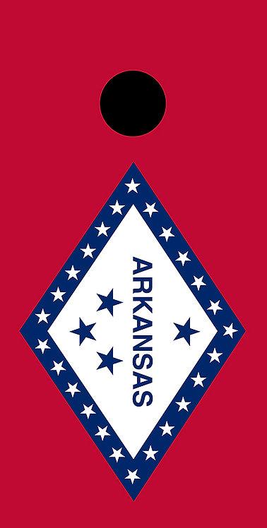 State Flag - Arkansas 1