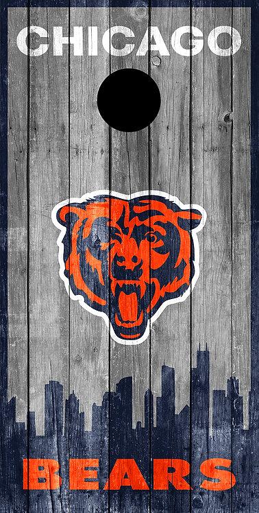 CHICAGO BEARS 8