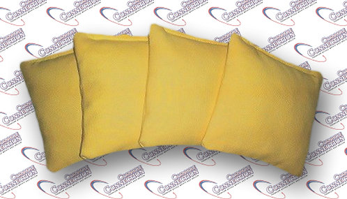Set of 4 - Buttercup Yellow
