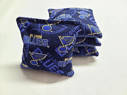 Set of 8 - St. Louis Blues