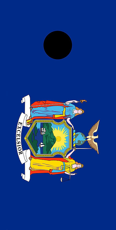 State Flag - New York 1