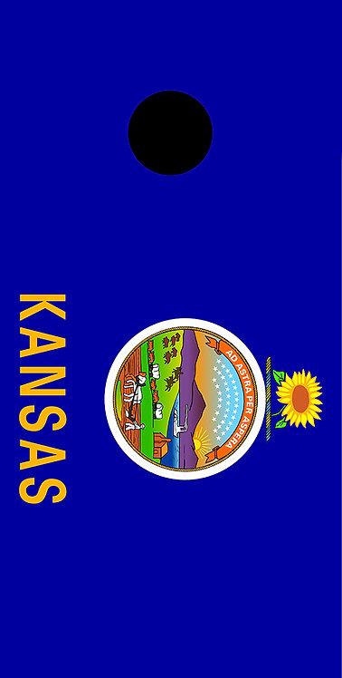 State Flag - Kansas 1