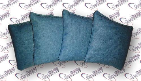 Set of 4 - Denim Blue