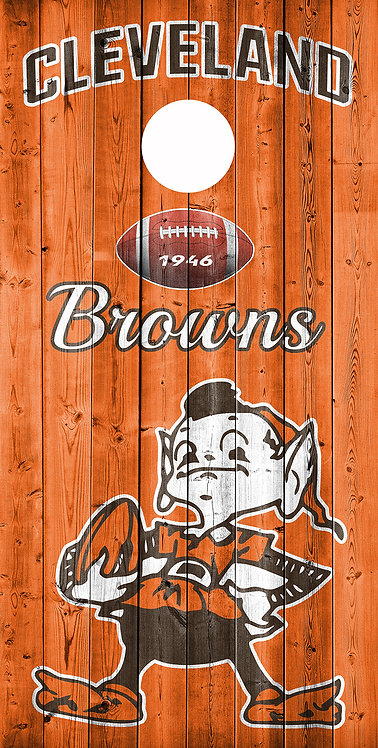 CLEVELAND BROWNS 8