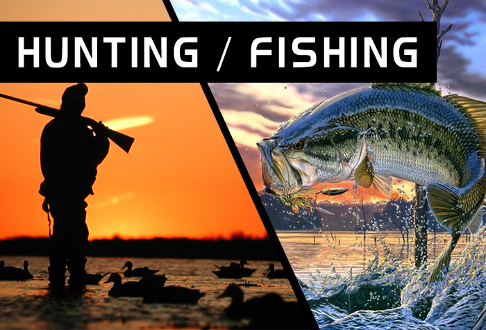 Hunting&Fishing