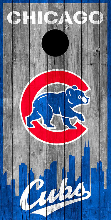 CHICAGO CUBS 18