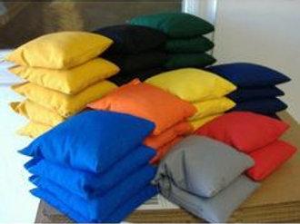 """Cornhole 6"""" Bags (Set of 4)"""