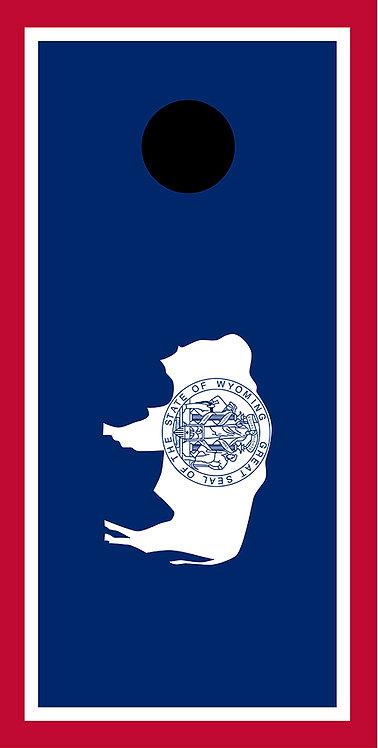 State Flag - Wyoming 1