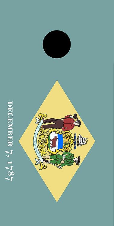 State Flag - Delaware 1